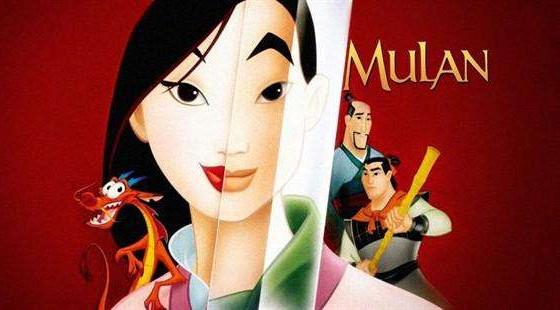 好莱坞评最受欢迎影视女性角色 花木兰当选