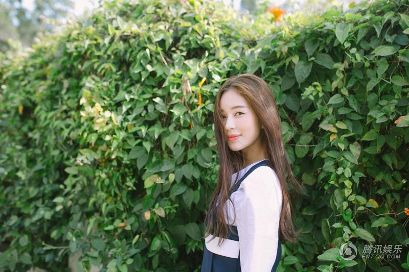 高清:温心拍摄暖春写真 阳光清新笑容灿烂