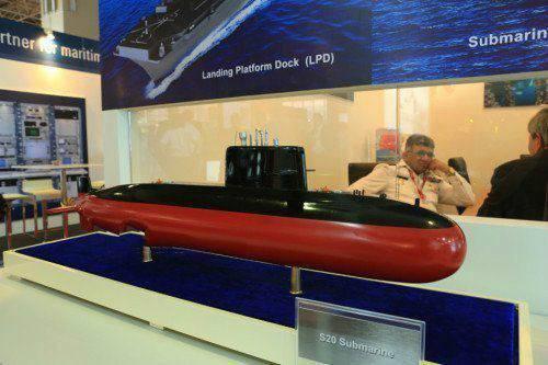泰上将:中国潜艇击败6国对手 3艘卖71亿人民币