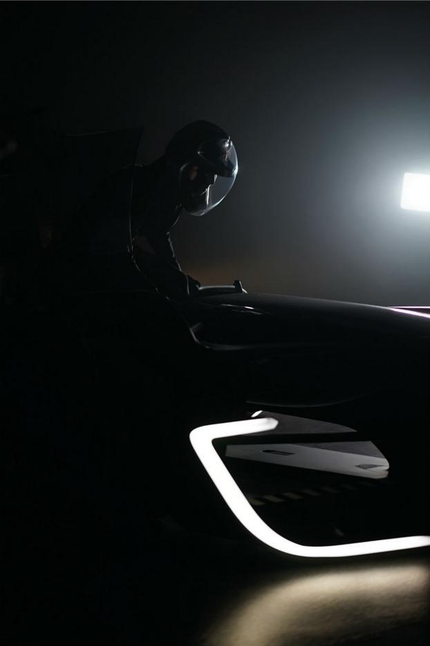 雷诺发布F1概念车预告图 上海车展首秀