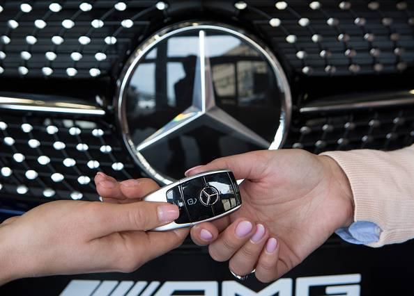 奔驰3月全球销量创历史新高 在华增长30%
