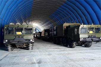 俄罗斯在南千岛群岛部署导弹