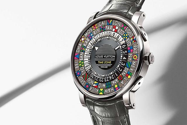 装逼、好玩也不贵,你真的可以拥有一枚世界时腕表
