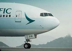 国泰航空八年首亏欲打翻身仗 多位高管放裁员风声