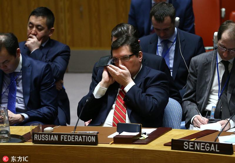 美驻联合国大使警告:美国准备在叙利亚采取更多措施
