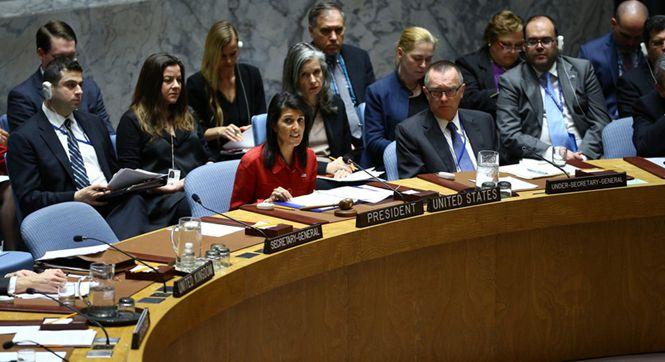 联合国安理会就美对叙发动军事打击召开紧急会议