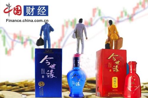 今世缘酒产销连降 股权质押市值40亿高管离职疑为减持铺路