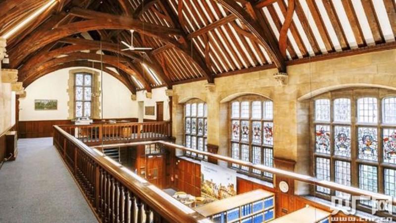 壕!北大在牛津开kwdownload校区 圈下6万平米欧式庄园