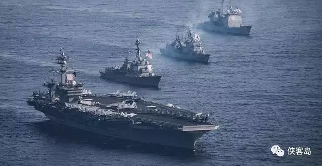 【解局】这时候派航母来朝鲜半岛,美国你吓唬谁呢?