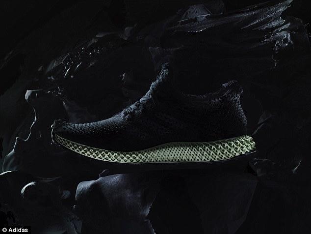 阿迪将推首款量产3D打印运动鞋 新技术助推产量