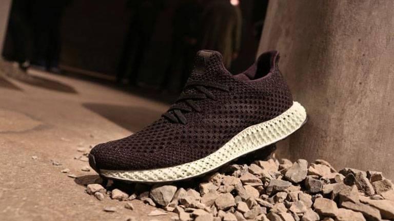 阿迪达斯与硅谷初创公司合作 推量产3D打印鞋