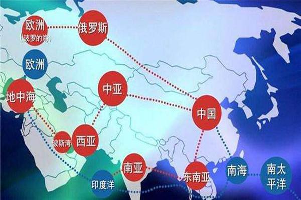"""""""一带一路""""结硕果 上海""""一带一路""""进出口增速领先"""