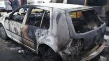 东北女子宠物狗被撞死 为泄愤放火烧车十余起