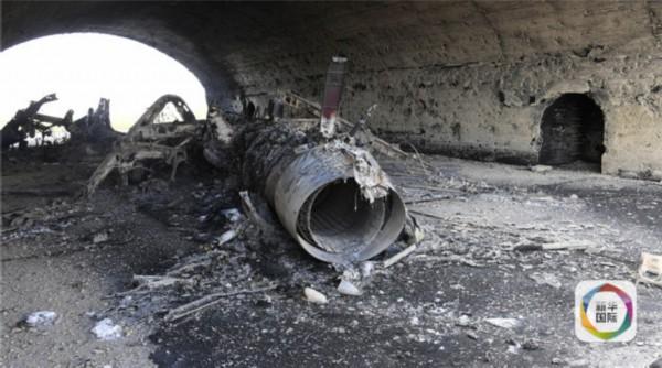 59枚战斧打击叙利亚战果如何 现场照片藏玄机