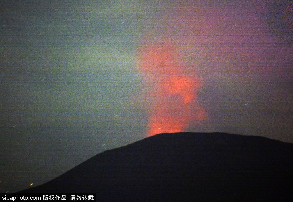 地球异域之美 盘点火山毁天灭地震撼瞬间