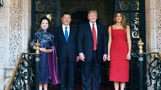 世界三大通讯社:中美元首会晤基调积极