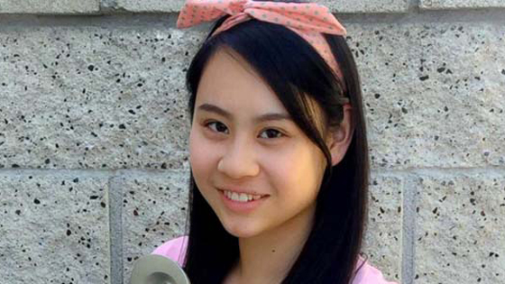 外媒:厉害!华裔女孩被美8所常春藤盟校录取