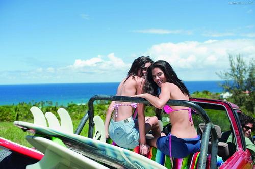 波多黎各用色彩惊艳加勒比