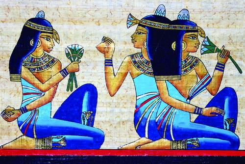 尼罗河绽莲花联通埃及古今