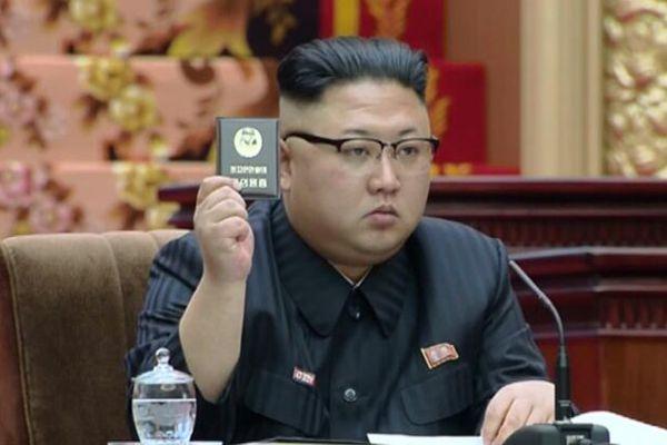 金正恩出席朝鲜第13届最高人民会议第5次会议