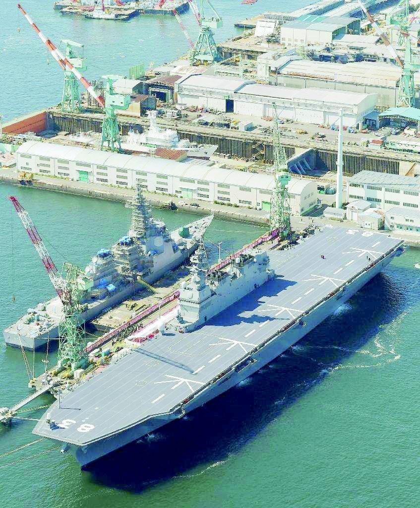 港媒:日本两栖战力不敌中国 扩军显得盲目随意