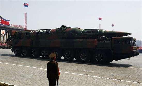 朝鲜声称已经做好战争准备:核武瞄准美国本土