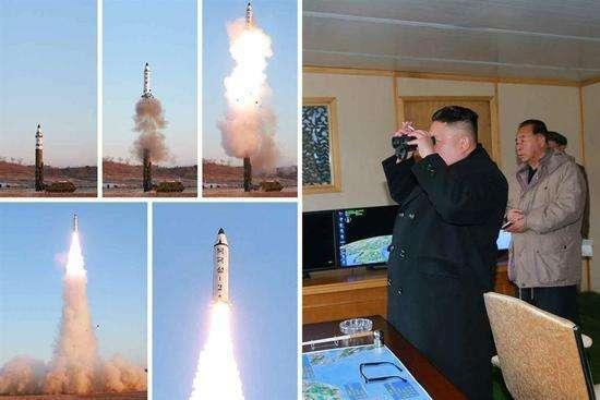 专家:美国把球踢给朝鲜 若再加码就可能开战