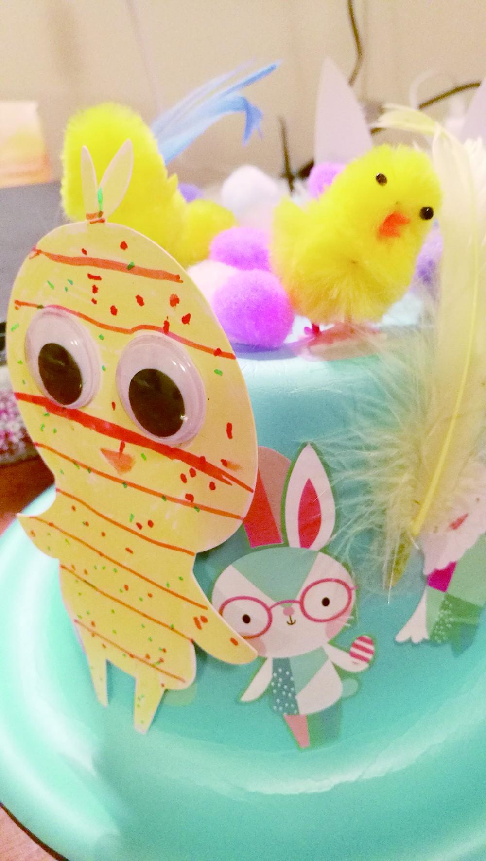 绥德县湖北光大新型环保装修材料有限公司悉尼小学帽子游行庆祝复活节
