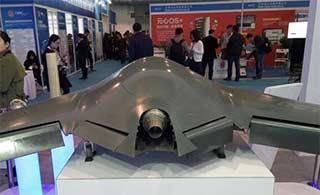 中国版B2具备垂降无人作战能力