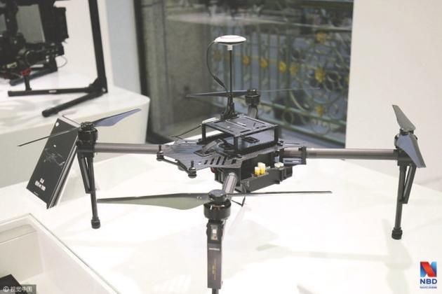 创投眼中的无人机行业:工业级才是下一个蓝海