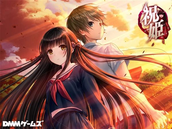 日本恐怖游戏新作公布:AVG移植 女主角是亮点