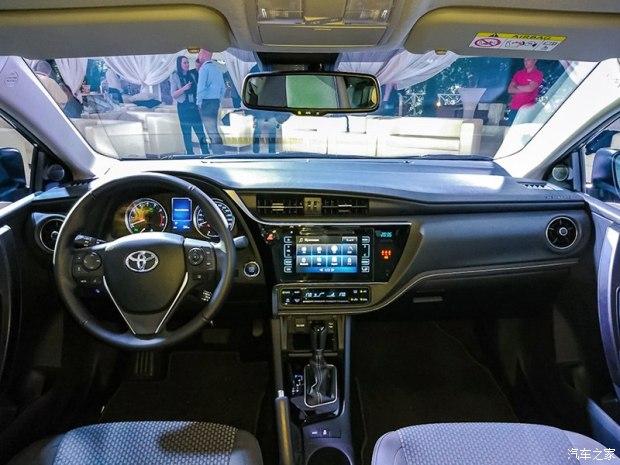 丰田(进口) 卡罗拉(海外) 2016款 欧洲版