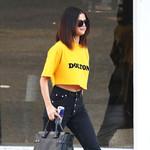 Selena Gomez好莱坞外出。