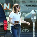 曼迪·摩尔 (Mandy Moore) 2019-04-25好莱坞街拍