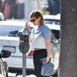 凯特·玛拉 (Kate Mara) 街拍
