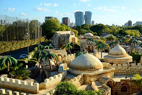 阿根廷基督教主题公园再现经典故事