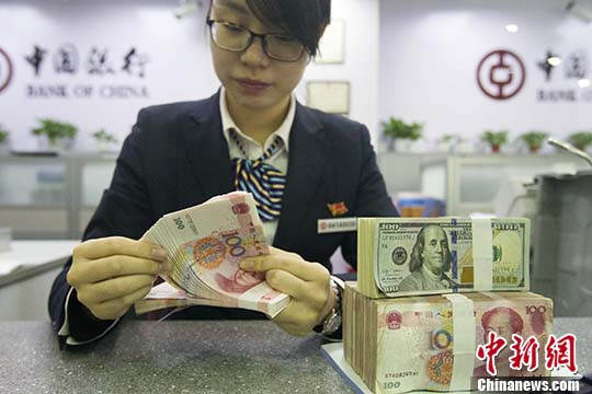 特朗普称不会将中国列为汇率操控国 海关总署回应