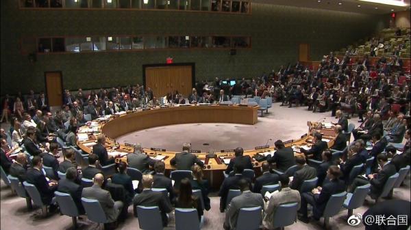 叙利亚化学武器问题决议草案未获安理会通过