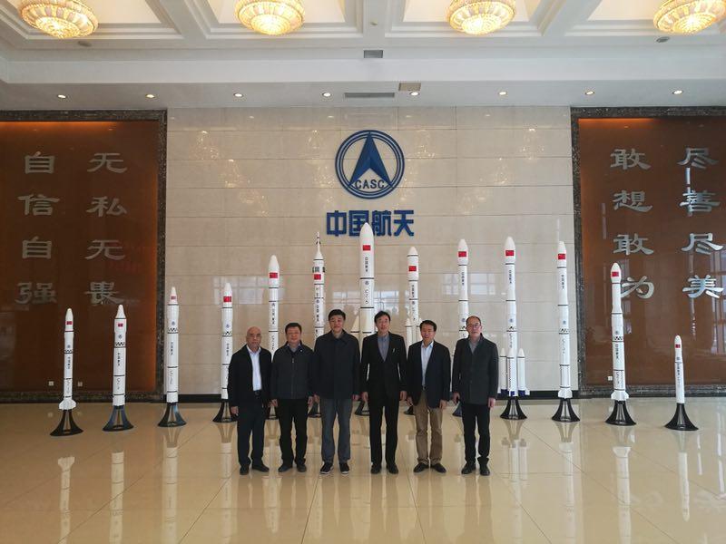 邓中翰受聘中国火箭院顾问中国航天将与人工智能携手