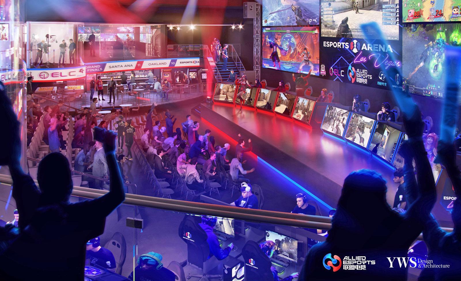 拉斯维加斯顶级酒店将把夜店改成电子竞技场揽客