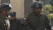 埃及议会决定在全国实施3个月紧急状态