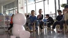 交互性强 人工智能进入幼教市场