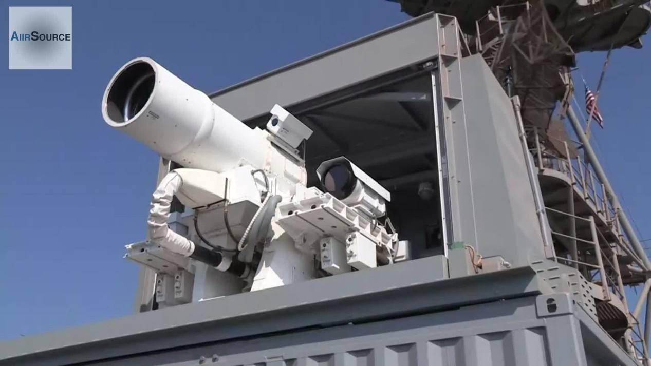 天基部署可摧毁卫星?美媒炒作中国激光武器库