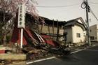 福岛核禁区破败不堪