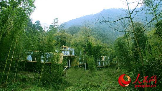 青城牧歌度假营地助力青城山乡村旅游提档升级