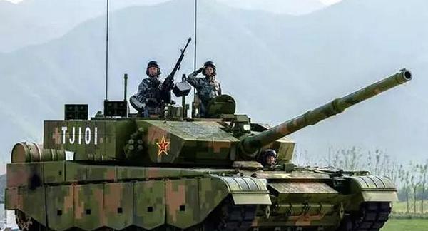 99A坦克副总师:为了三代坦克干了两个多月木工
