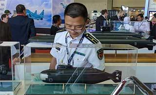 中国对俄产这款小潜艇感兴趣