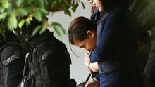 朝鲜男子死亡案女嫌疑人出庭聆讯