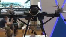 2017北京国际军民融合装备展 民参军产品受关注