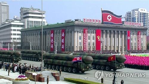 社评:朝鲜展示对抗,但无奈导弹不争气